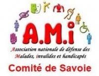 A M I 73 ( Association nationale de défense des Malades Invalides et handicapés )